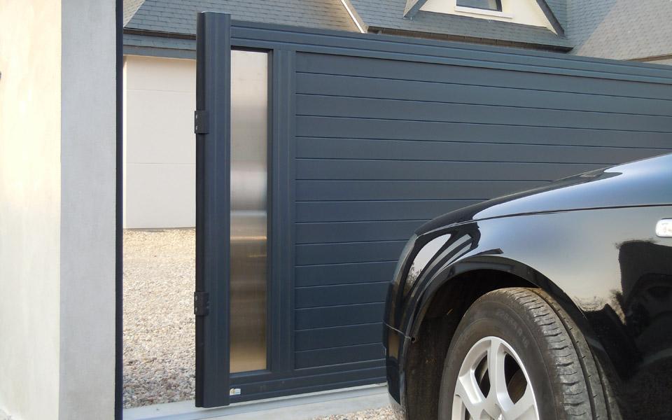 Huet portes de garage